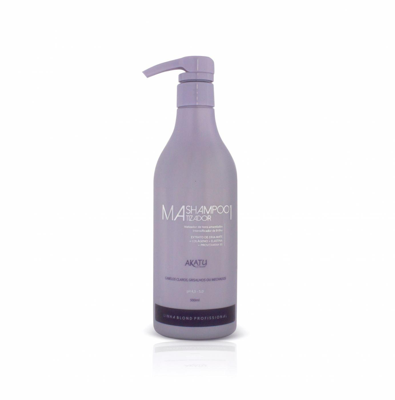 Shampoo Sublime Blond 500 G